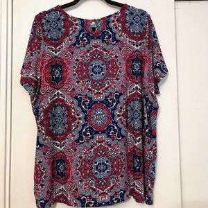 Talbots Short Sleeve Spring T-shirt